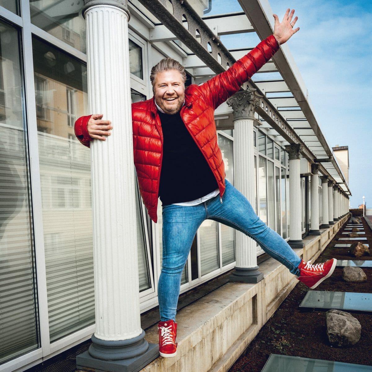 Eric Siemering von Engel & Völkers Norderney