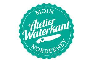 Atelier Waterkant Norderney Logo