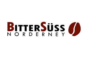 Bittersüss Norderney Logo