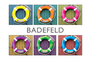 Badefeld Norderney Logo