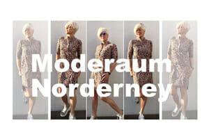 Moderaum Norderney Logo